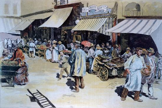 Merchant of Four Saisons--Giclee Print