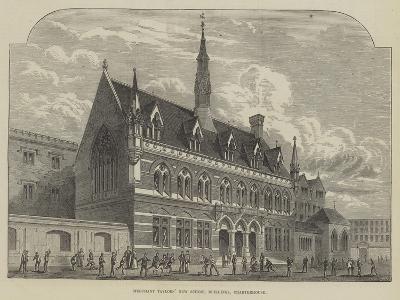 Merchant Taylors' New School Buildings, Charterhouse--Giclee Print