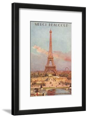 Merci Beaucoup, Eiffel Tower