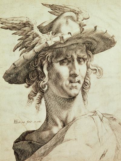 Mercury-Hendrik Goltzius-Giclee Print