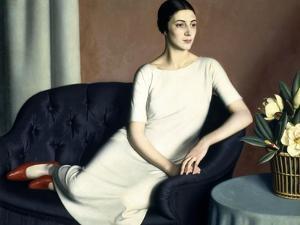 Marguerite Kelsey by Meredith Frampton
