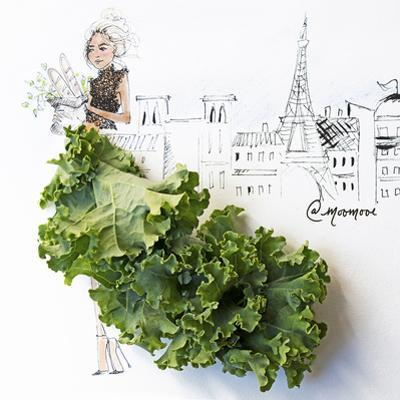 Kale Kouture by Meredith Wing