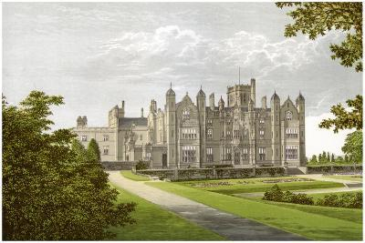 Merevale Hall, Warwickshire, Home of the Dugdale Family, C1880-AF Lydon-Giclee Print