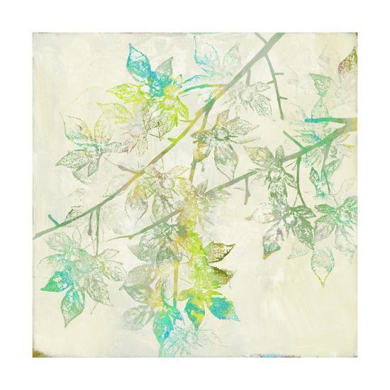 Merged Maple II-Jennifer Goldberger-Art Print