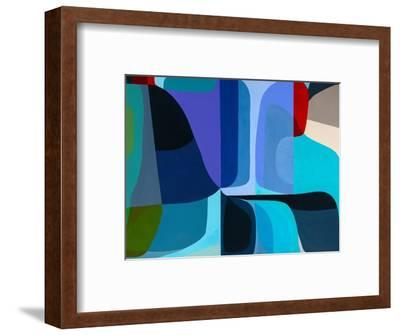 Merging Waters-Marion Griese-Framed Art Print