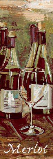 Merlot-Heather A^ French-Roussia-Art Print