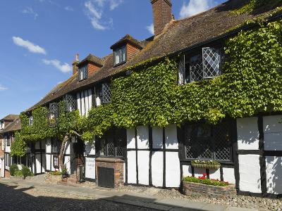 Mermaid Inn, Mermaid Street, Rye, East Sussex, England, United Kingdom, Europe-Stuart Black-Photographic Print