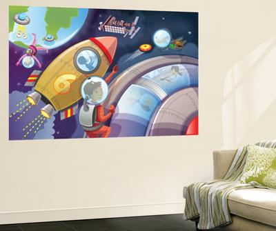 Life in Space - Jack & Jill
