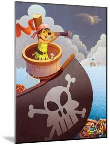 Sailing with Pirates - Jack & Jill by Merril Rainey