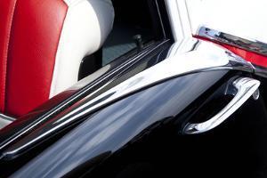 Detail at Classic Car Show, Kirkland, Washington, USA by Merrill Images