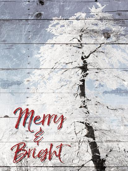 Merry and Bright-Milli Villa-Art Print