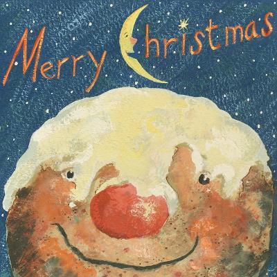 Merry Christmas Pudding, 2008-David Cooke-Giclee Print