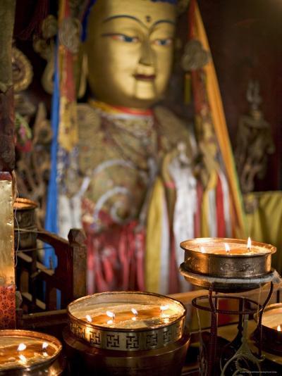 Meru Nyingba Monastery, Bharkor, Lhasa, Tibet, China-Don Smith-Photographic Print