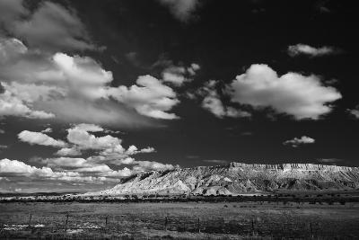 Mesa Near Albuquerque, New Mexico-Steve Gadomski-Photographic Print