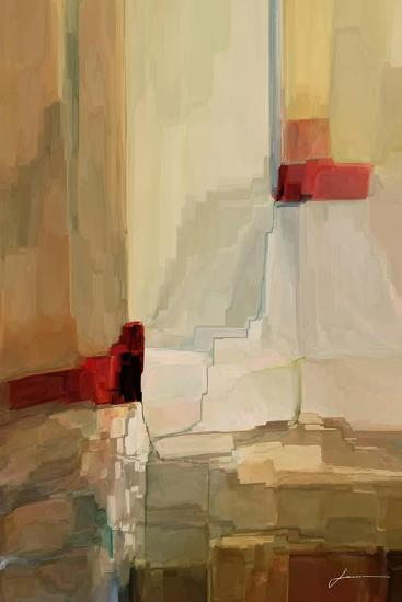 Mesa Panels I-James Burghardt-Art Print