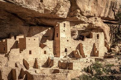 Mesa Verde-Tim Oldford-Photographic Print