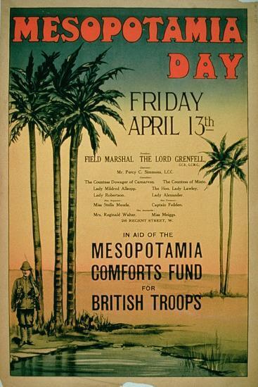 Mesopotamia Day--Giclee Print