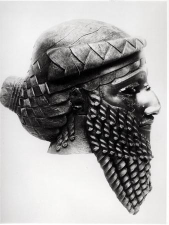 Head of Sargon I 2400-2200 BC