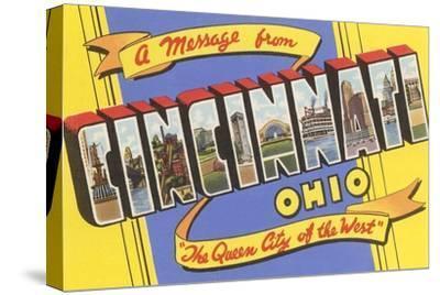 Message from Cincinnati, Ohio