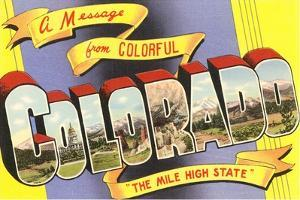 Message from Colorful Colorado