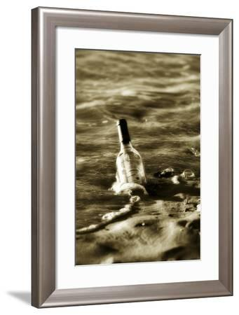 Message in a Bottle I-Alan Hausenflock-Framed Photographic Print