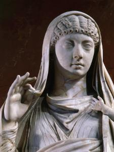 Messalina, d. 48 AD Roman Empress, Wife of Claudius I