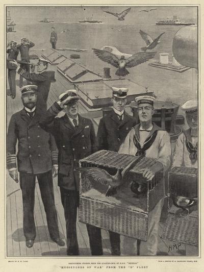 Messengers of War from the B Fleet-Henry Marriott Paget-Giclee Print