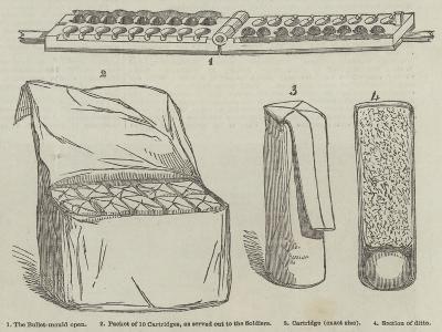 Messers Schlesinger and Wells' Ammunition Works at Northfleet--Giclee Print