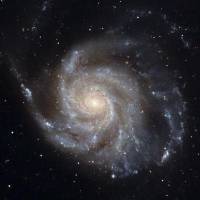 Messier 101, the Pinwheel Galaxy-Stocktrek Images-Photographic Print