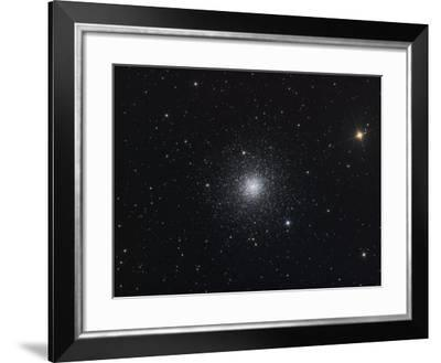 Messier 3, a Globular Cluster in the Constellation Canes Venatici--Framed Photographic Print