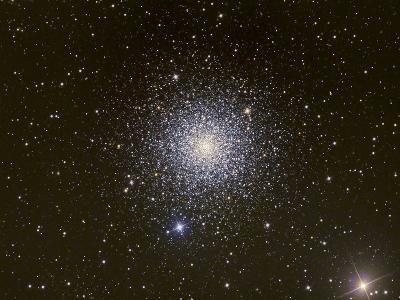 Messier 3, a Globular Cluster in the Constellation Canes Venatici--Photographic Print