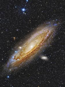 Messier 31, the Andromeda Galaxy