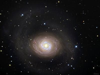 Messier 94-Stocktrek Images-Photographic Print
