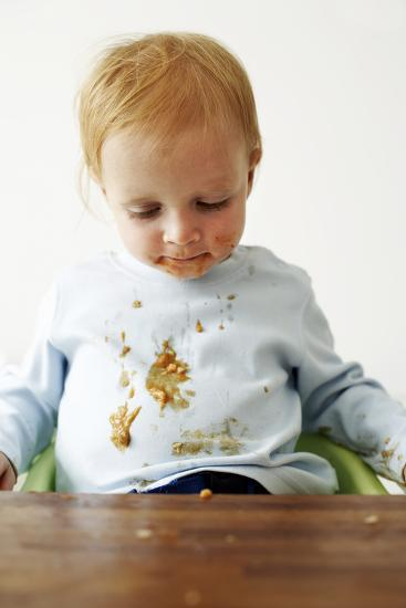 Messy Child-Ian Boddy-Photographic Print
