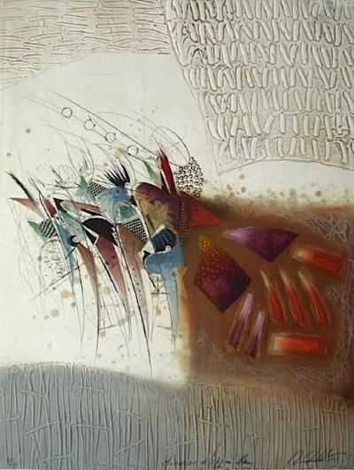 Mesures D'Approche-Georges Dussau-Limited Edition