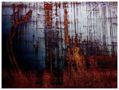 Metal abstract 1-Jean-Fran?ois Dupuis-Art Print
