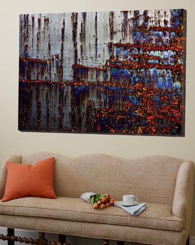 Metal Abstract 2-Jean-Fran?ois Dupuis-Loft Art