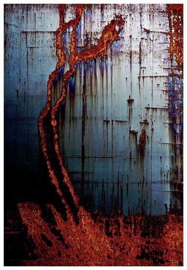 Metal abstract 3-Jean-Fran?ois Dupuis-Art Print
