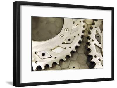 Metal-cutting Tool Production-Ria Novosti-Framed Photographic Print