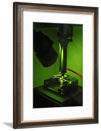 Metal-cutting Tool Production-Ria Novosti-Framed Photographic Print