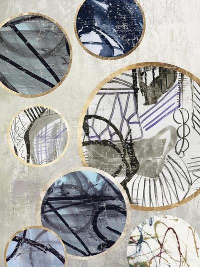 Metal Rings I-Tom Reeves-Art Print