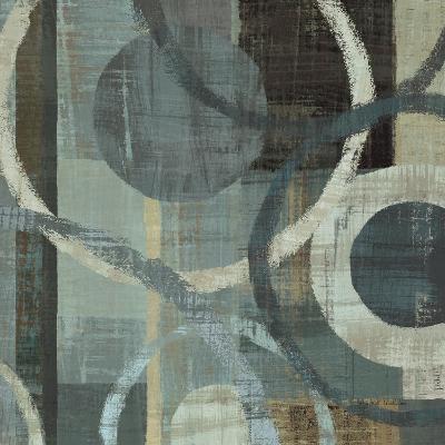 Metalic Tranquility II--Art Print