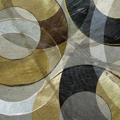 Metallic Atmosphere-Katrina Craven-Art Print
