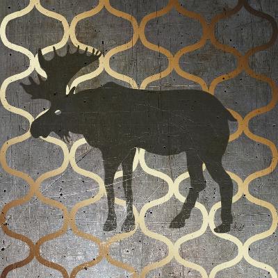 Metallic Nature IV-Andi Metz-Premium Giclee Print
