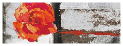 Metallic Pop Flower II-Sarah Ward-Giclee Print