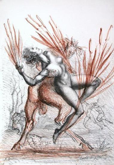 Metamorfosi di Ovidio 08-Marcello Tommasi-Collectable Print