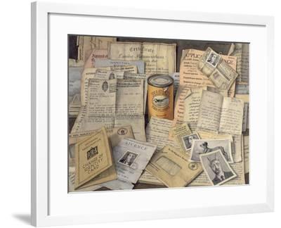 Metamorphosis, 2006-Jonathan Wolstenholme-Framed Giclee Print