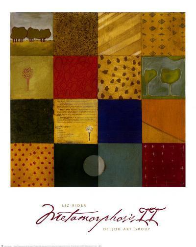 Metamorphosis II-Liz Rider-Art Print