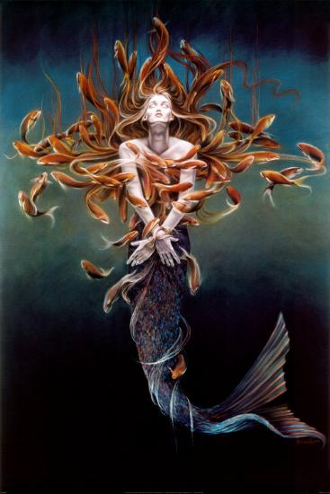 Metamorphosis-Sheila Wolk-Art Print