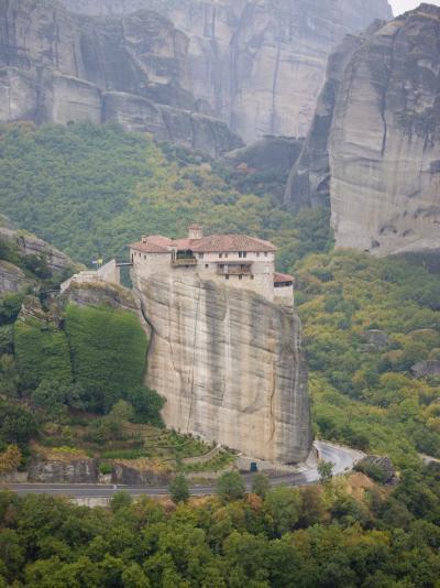 Meteora, UNESCO World Heritage Site, Greece, Europe-Angelo Cavalli-Photographic Print